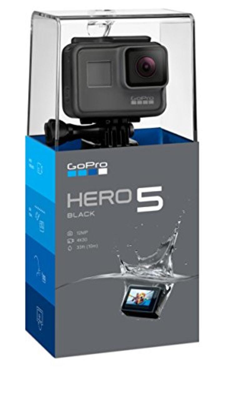 GoPro HERO5 Waterproof Digital Action Camera