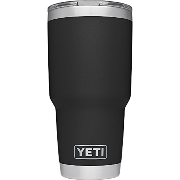 yeti rambler 30oz stainless steel vacuum insulated tumbler with lid