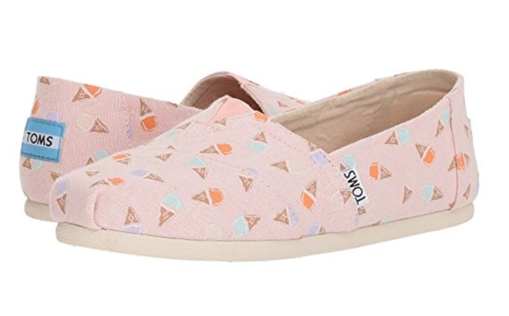 TOMS Seasonal Ice Cream Slip Ons