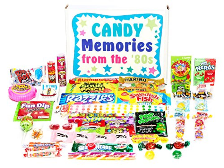 Woodstock Candy Gift Box