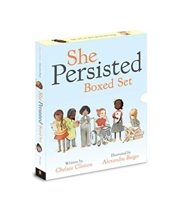 The best feminist children's books for Women's History Month