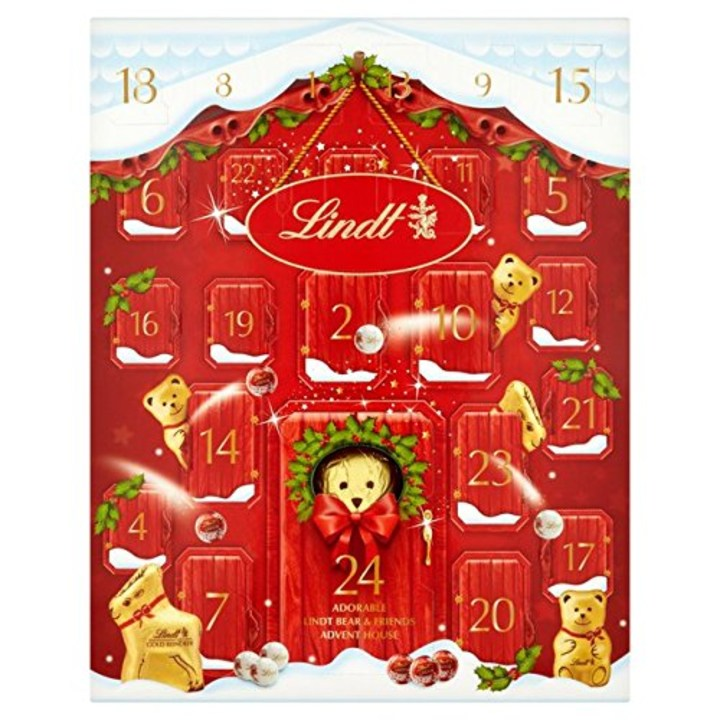 Christmas Countdown Calendar.The 21 Best Christmas Advent Calendars 2018