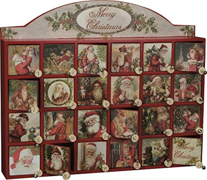 the 21 best christmas advent calendars 2018. Black Bedroom Furniture Sets. Home Design Ideas
