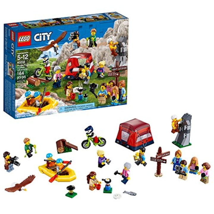 LEGO City People Pack Outdoor Adventures Building Kit