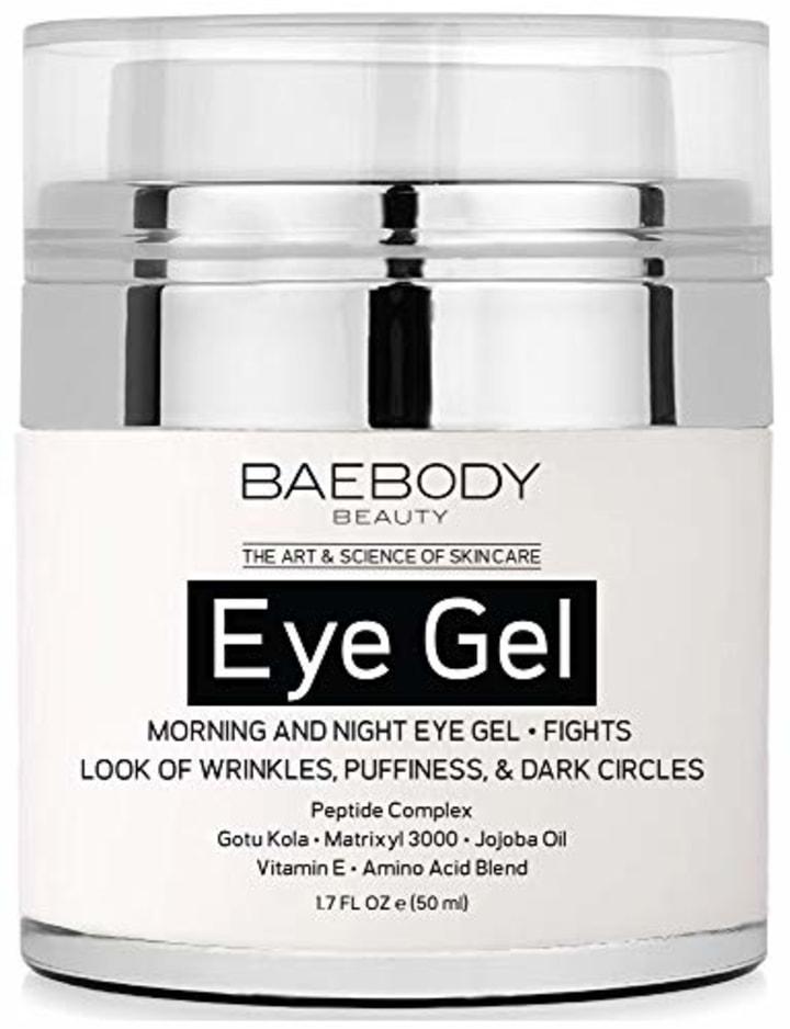 Baebody eye gel is taking over Amazon — we asked dermatologists why