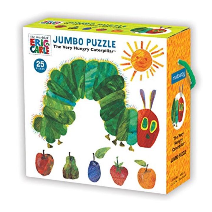 very hungry caterpillar jumbo jigsaw puzzle - Best Toys Christmas 2014