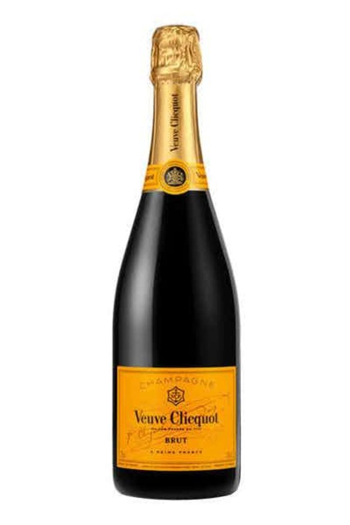 Veuve Cliquot Brut Yellow Label Champagne