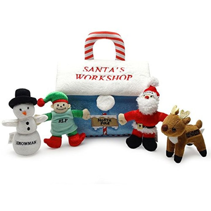 Baby s My First Christmas Gift Santa s Workshop Playset 40c18504e92f