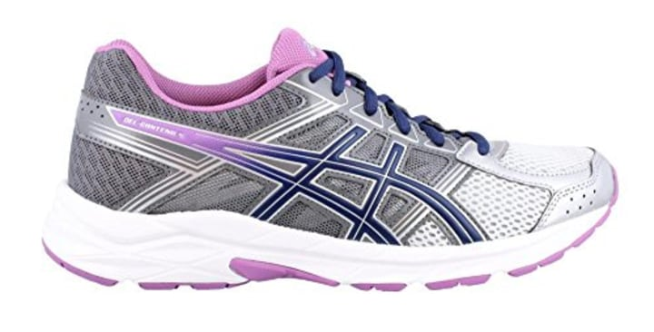 asics gel ladies walking shoes