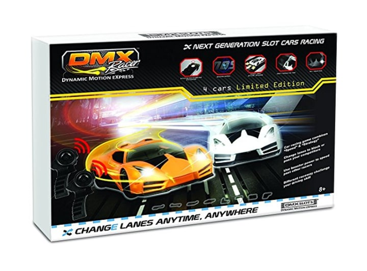 Electronic, Battery & Wind-up Car Race Track Set Racing Car Game Battery Operated With Music Kids Toy Set Gift Profit Small