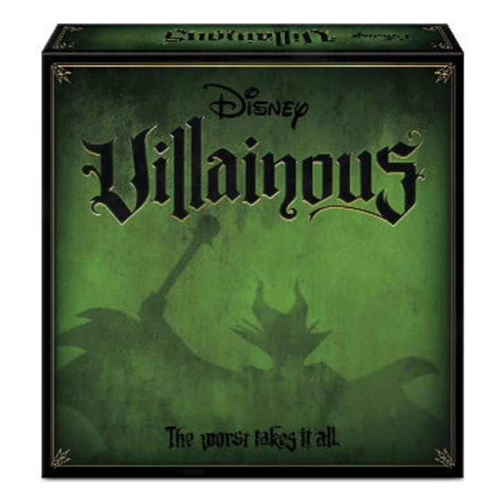 Wonder Forge Disney Villainous