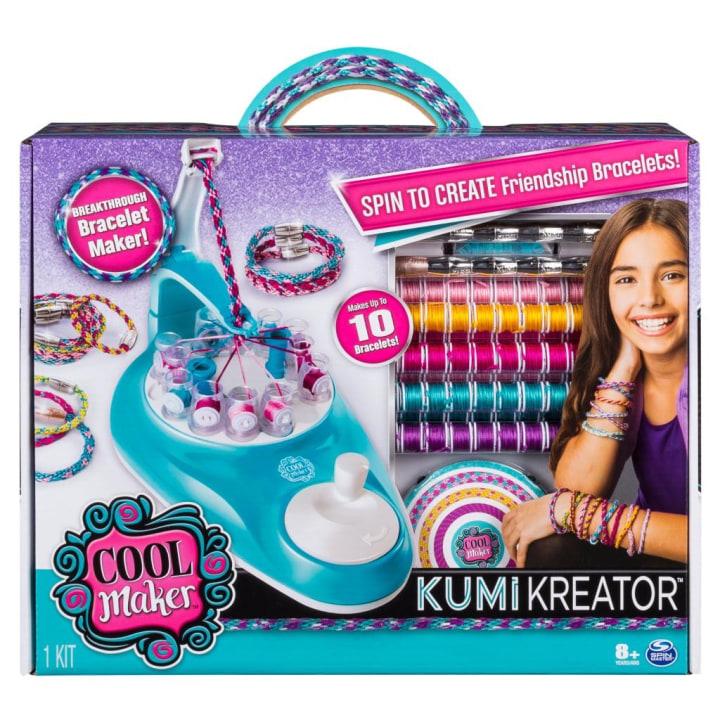 Kumi Kreator Friendship Bracelet Maker