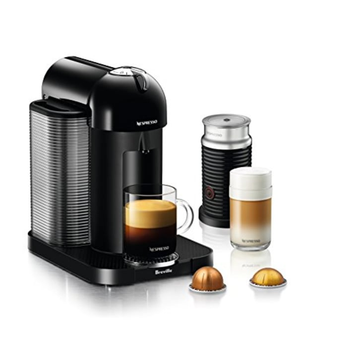 There is absolutely nothing in which this new model does anything better than the previous one, Nespresso Inissia. But the new model is smaller, holds less water and fewer used pods in its dispenser, its bottom detachable tray is less convenient than the Inissia's folding-up one.