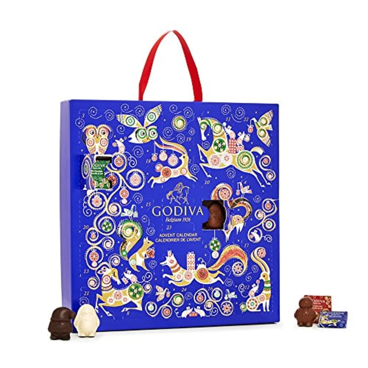 Chocolate Advent Calendar 2019.The 21 Best Christmas Advent Calendars 2018