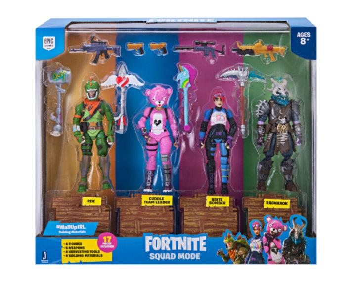 Fortnite Turbo Builder Set 2 Figure Pack 2018 toys popular
