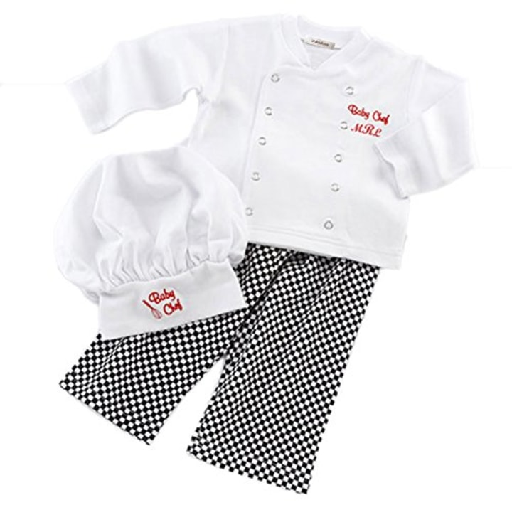 Baby Unisex Cook Chef Costume