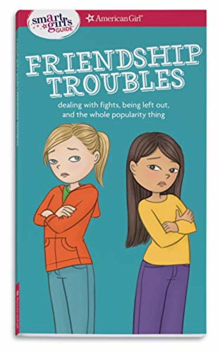 A Smart Girls Guide Friendship Troubles By Patti Kelley Criswell 9