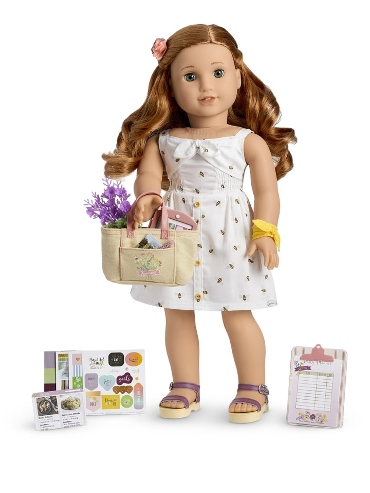 American Girl Doll Announces Blaire 2019 Girl Of The Year