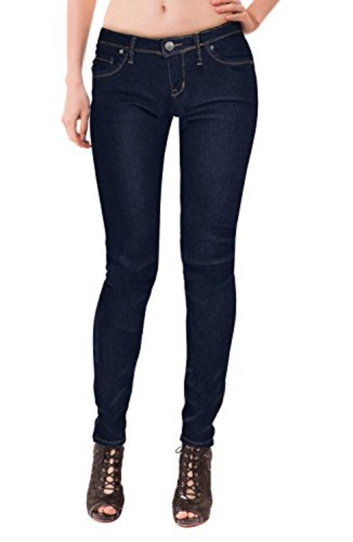 What style of jeans are in  The top 7 denim trends of 2019 1a6214b940