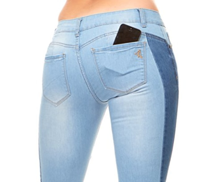 843226b59740 What style of jeans are in? The top 7 denim trends of 2019