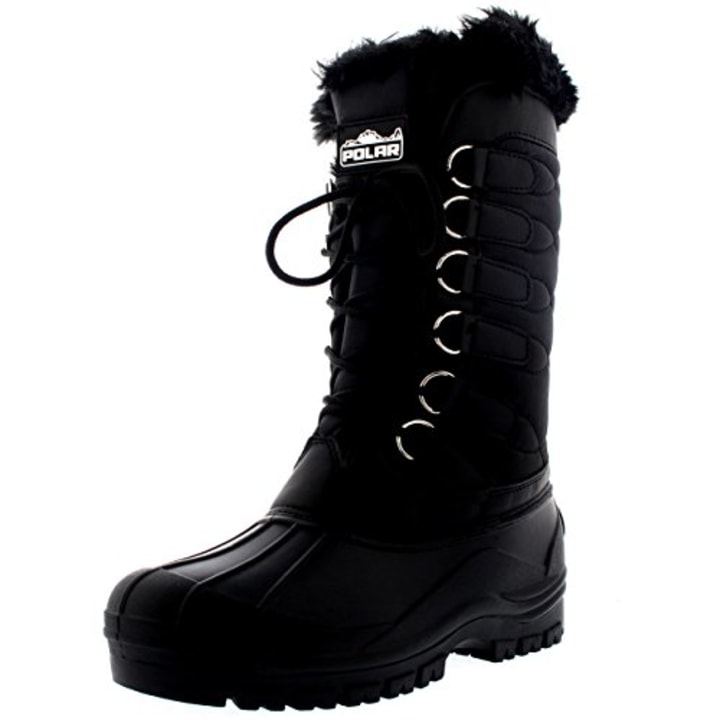 fbd95c1c156 Polar Brand Snow Boots - The Best Boots In The World