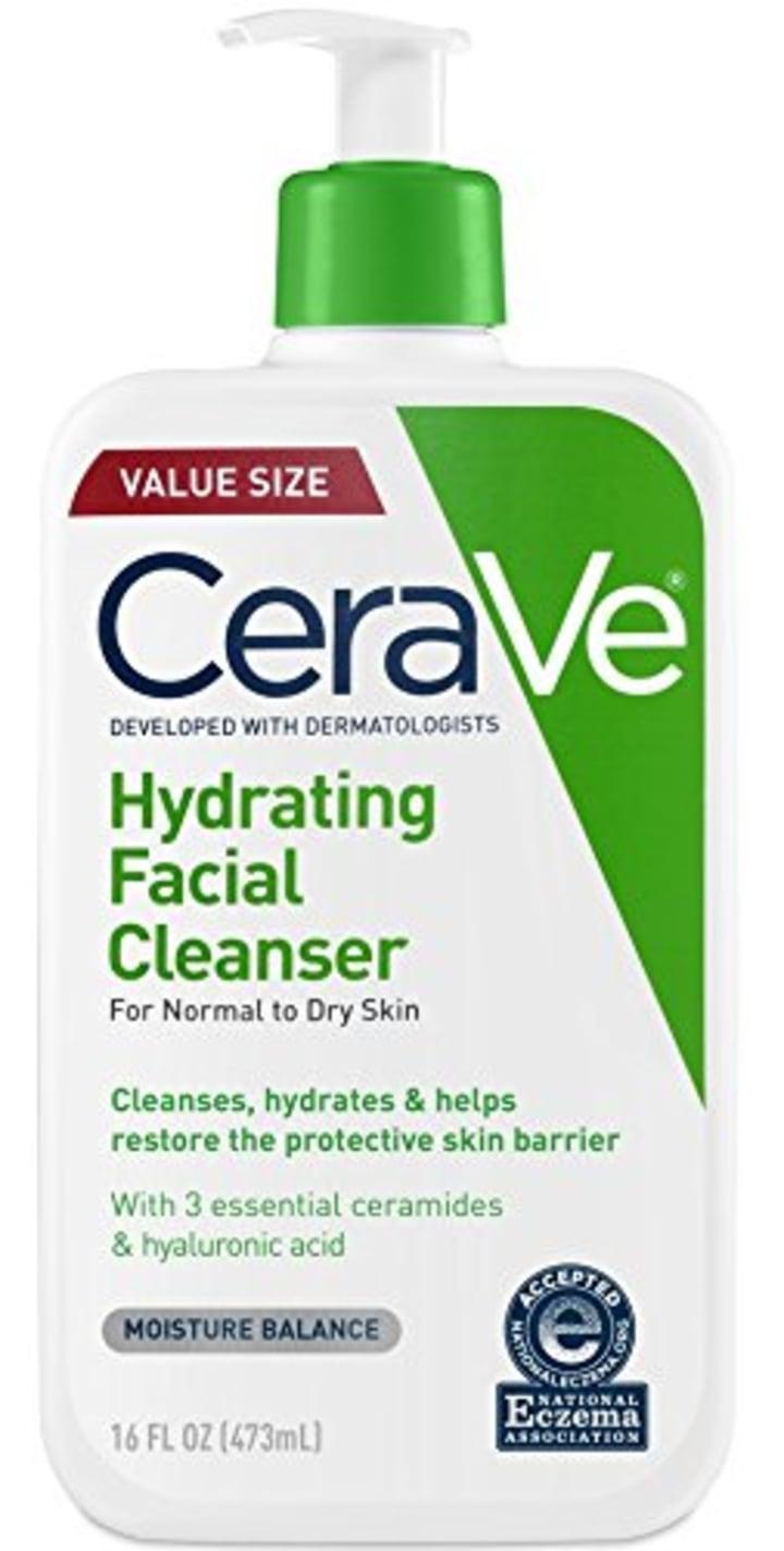 Sensitive waterless Best cleanser skin facial