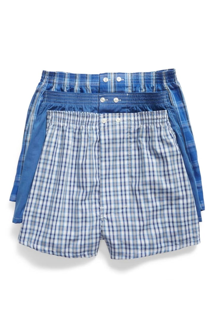 ae89cde9ecd7 Nordstrom Men's Shop 3-Pack Classic Fit Boxers