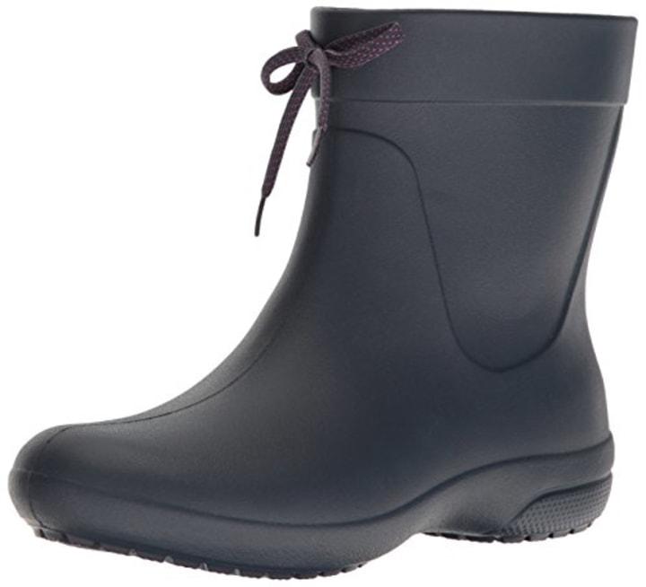 4bea2756943355 Crocs Women s Freesail Shorty Rainboot