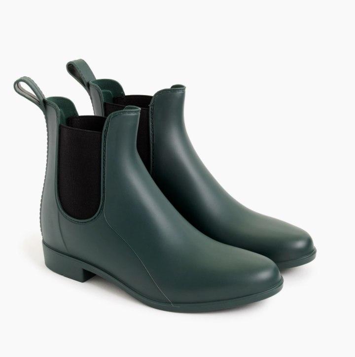 0c03c4749 J.Crew Mercantile Chelsea Rain Boots