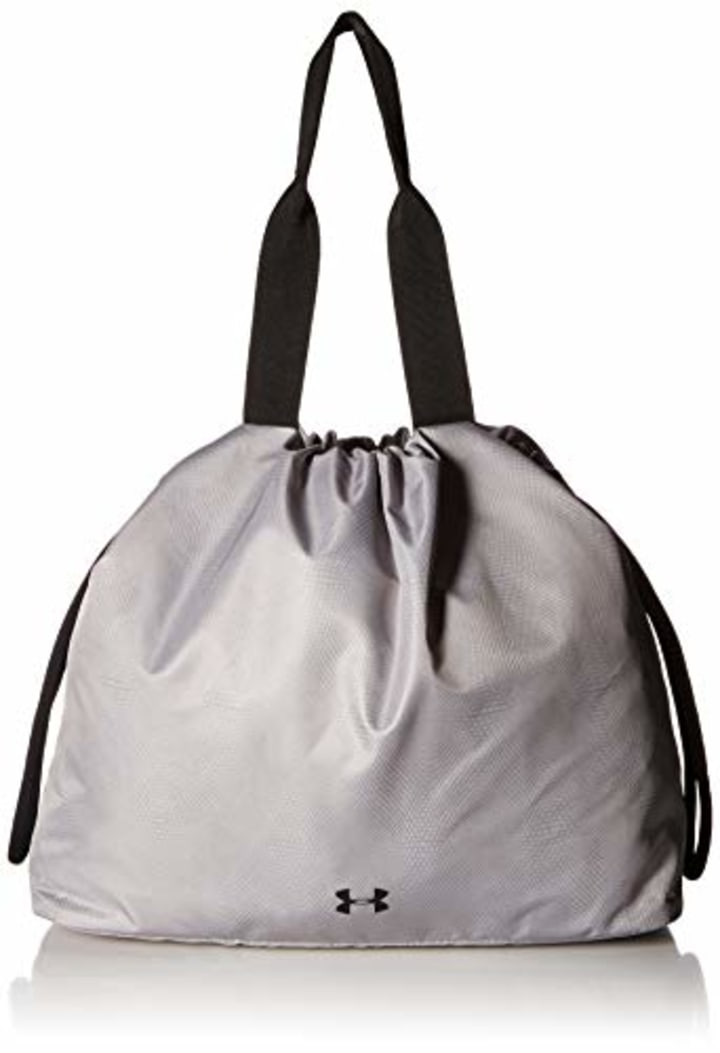 Reusable Large tote bag Fabric  Overnight Gym Yoga shopping bag, Beech Trever