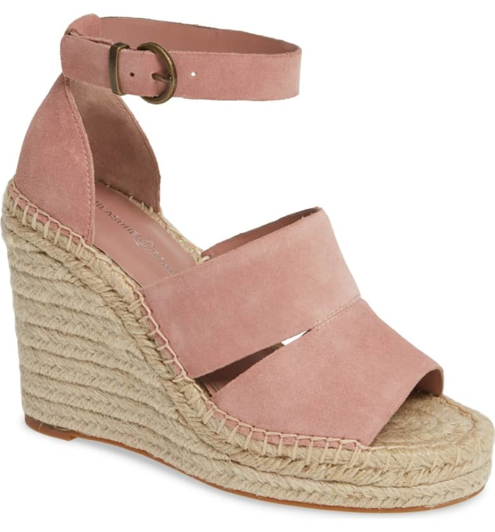 7d5aca4ed46d4f Treasure   Bond Sannibel Platform Wedge Sandal