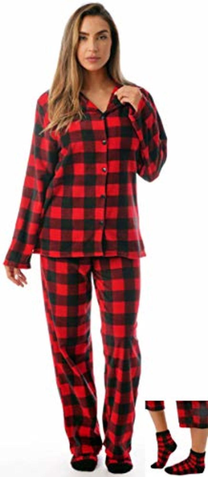 Pijama Women/'s Pyjama Nightwear Ladies Girls Pjs Nighties Nightdress New Star
