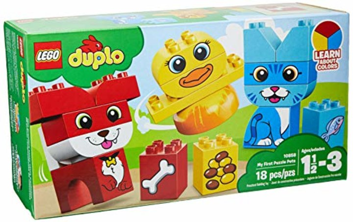 LEGO My First Puzzle Pets