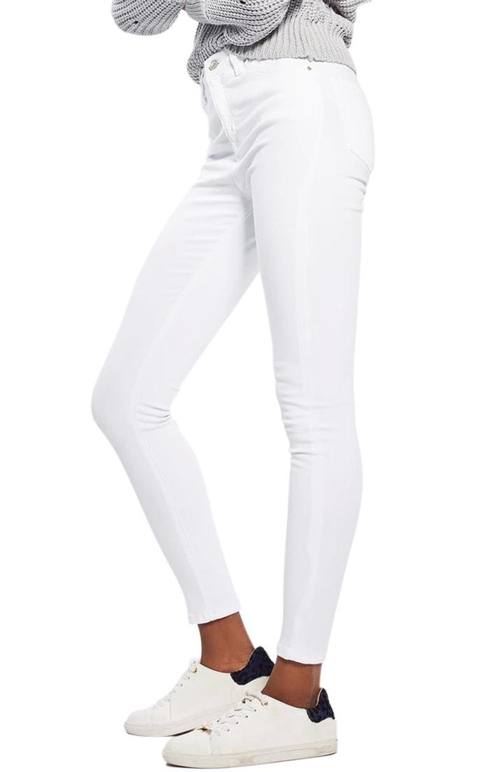 white stuff in pants