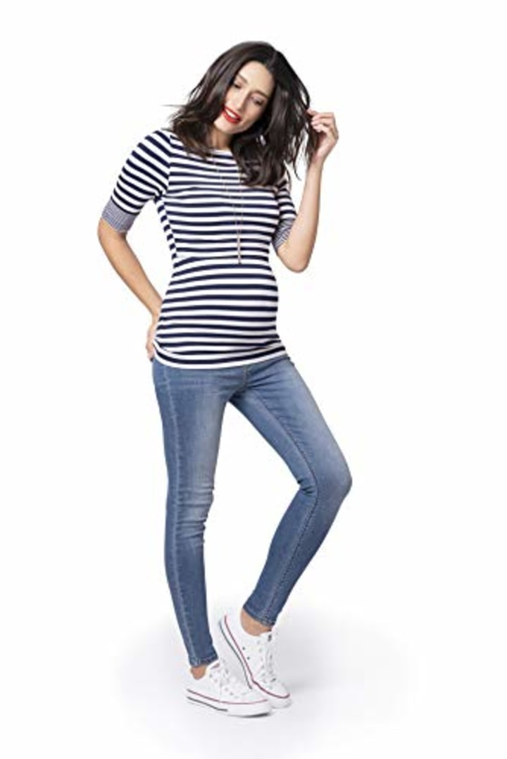 081f87a15f9 Love Meghan Markle s maternity look  Here s how to get it for less