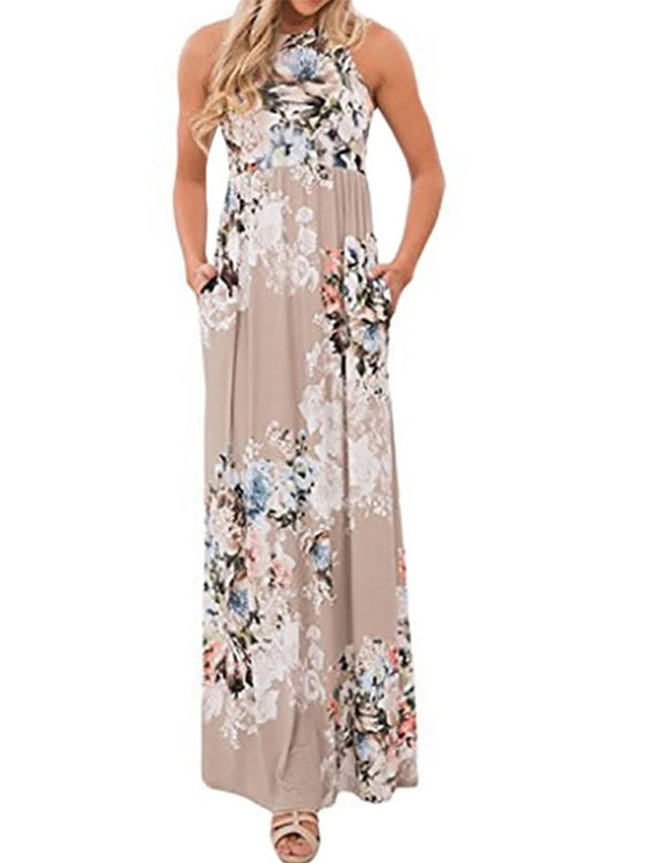 19f4ba4630 15 best maxi and long dresses for summer 2019