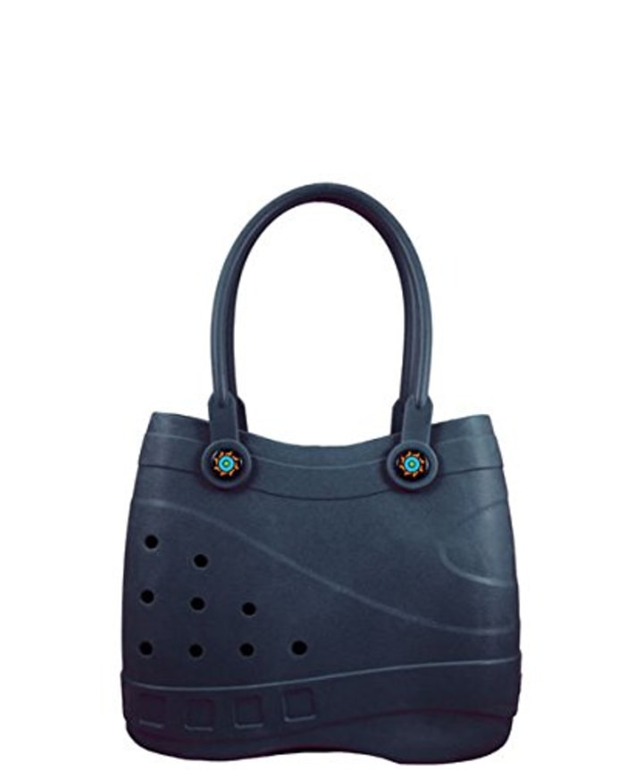 Would you wear a Crocs-inspired purse? The reactions are mixed, to say the least