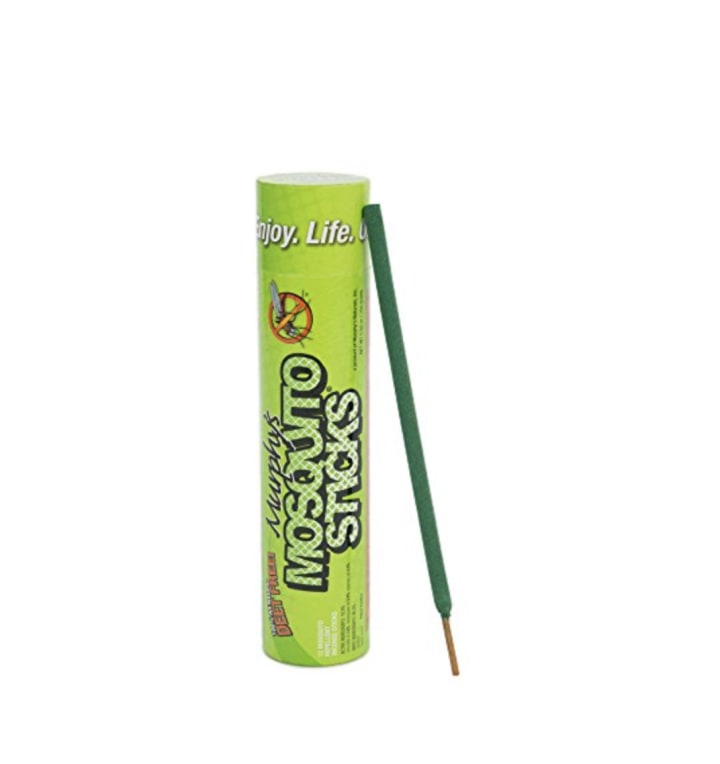 These 'Mosquito Sticks' are the new mess-free way to repel bugs this
