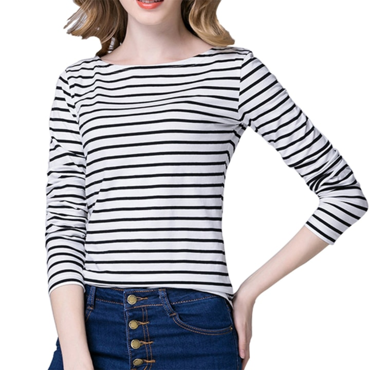 The Best Striped Shirts For Women