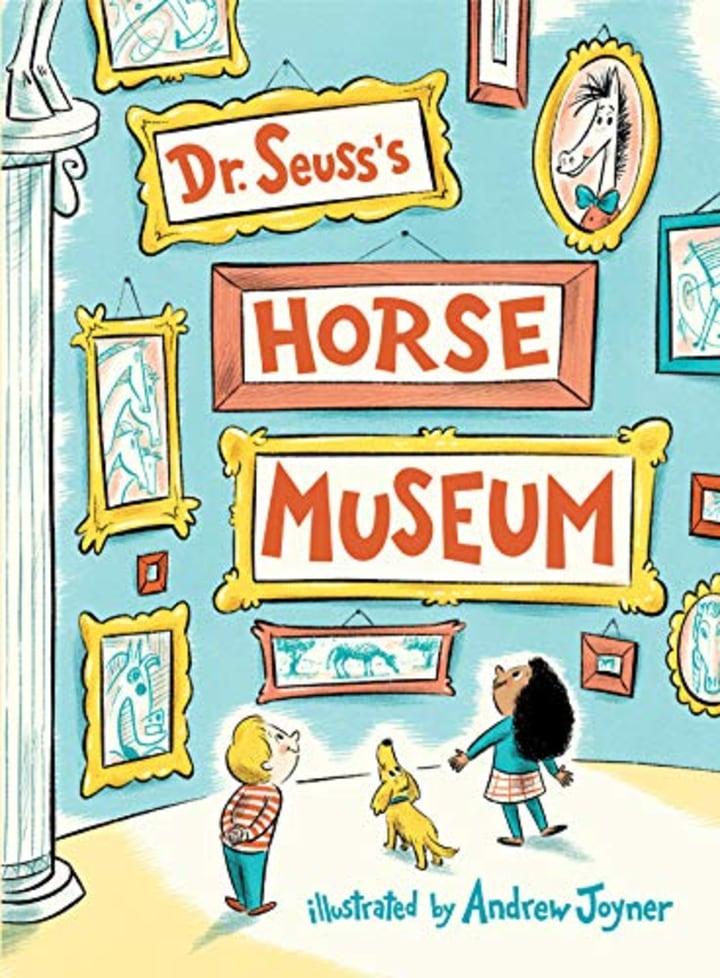 New Dr  Seuss book is hitting the shelves! Get an inside