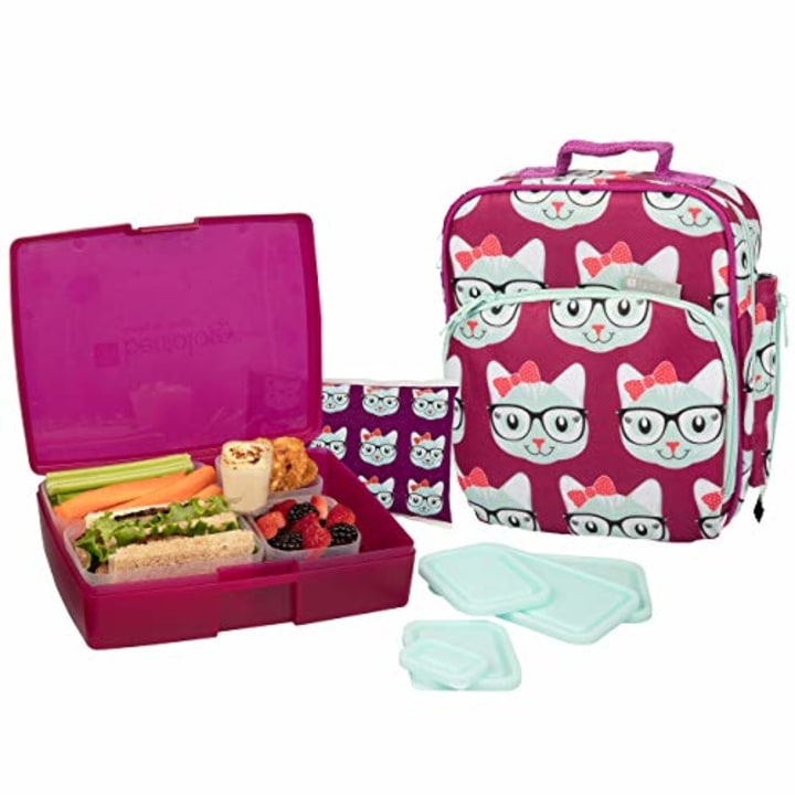 These lunch and bento boxes for kids make healthy eating