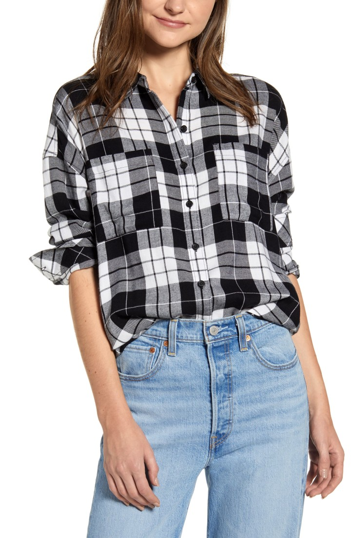 10 Best Flannel Shirts For Women And How To Wear Them This Fall