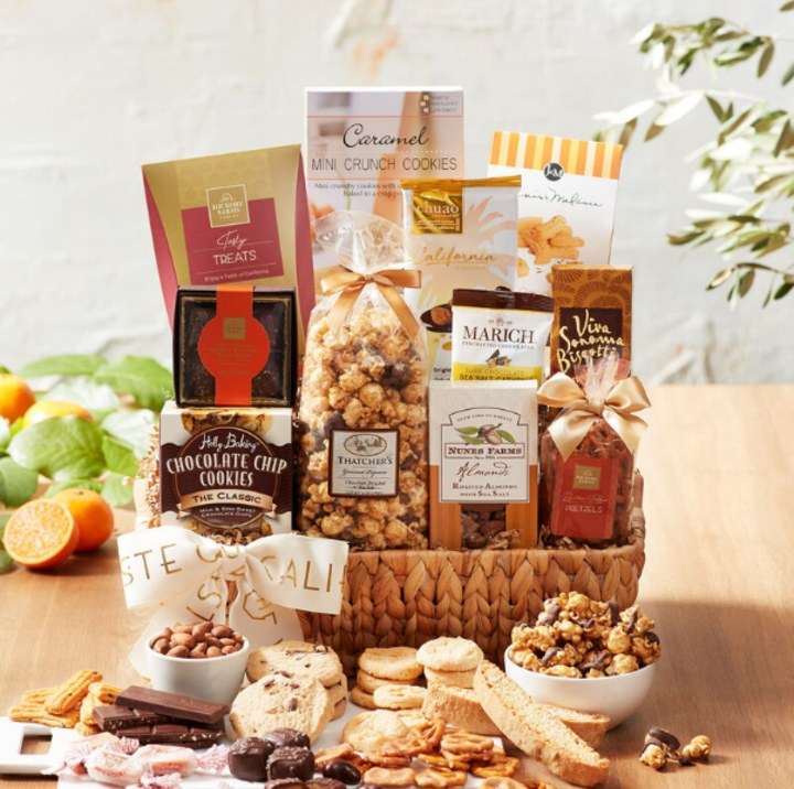33 Mother's Day gift baskets to show