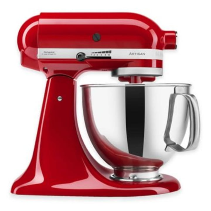 Why the KitchenAid Artisan Series Stand Mixer is my last mixer 2