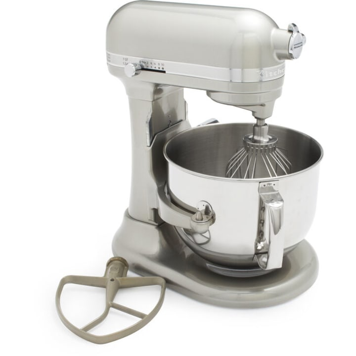 Why the KitchenAid Artisan Series Stand Mixer is my last mixer 8
