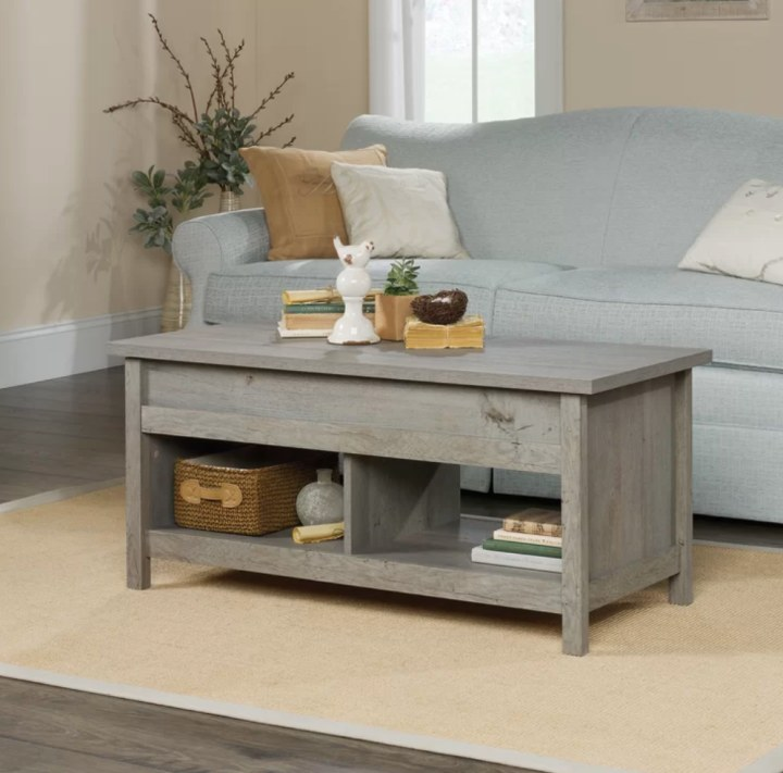 How To Choose A Coffee Table According To An Interior Designer