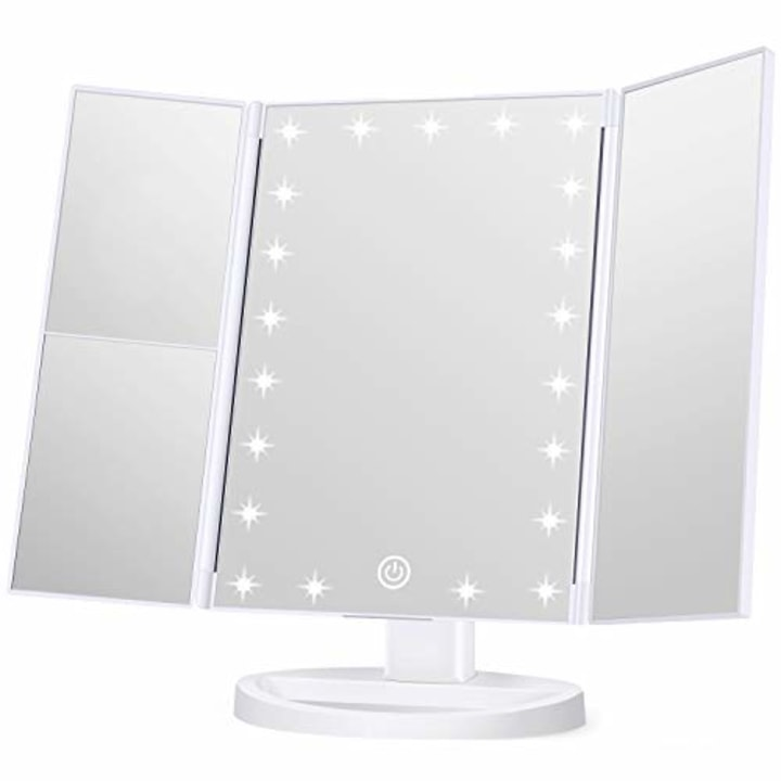 The 17 Best Lighted Makeup Mirrors Of, Best Makeup Mirror With Led Lights