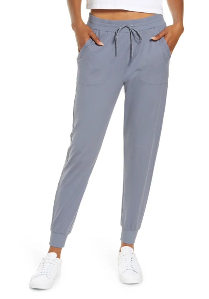 from cuddly soft jersey Comfortable jogging trousers for women casual trousers for everyday life and sports S-XL