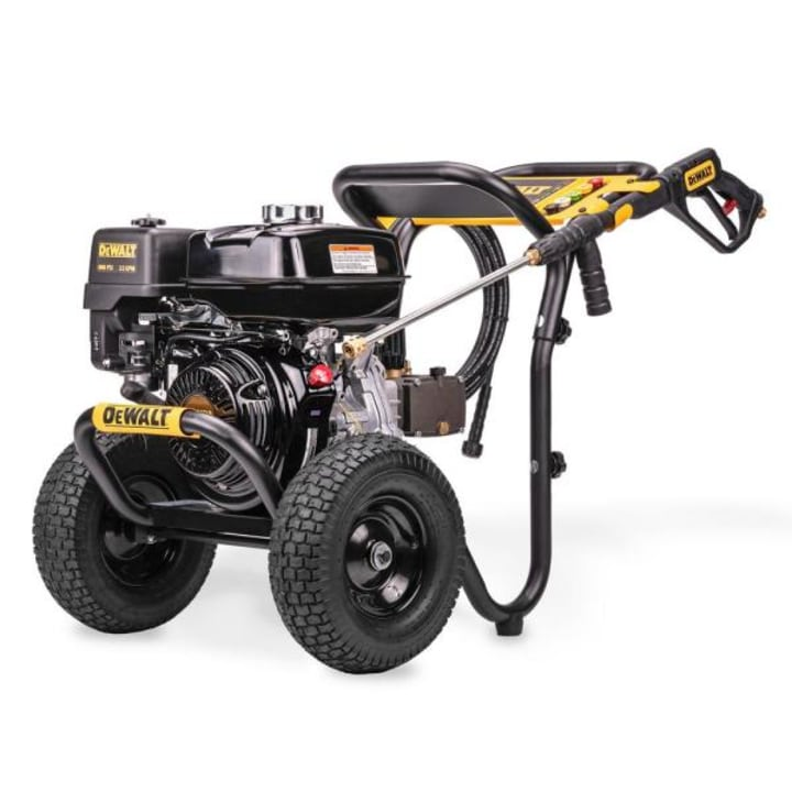 The 6 best pressure washers, according to experts