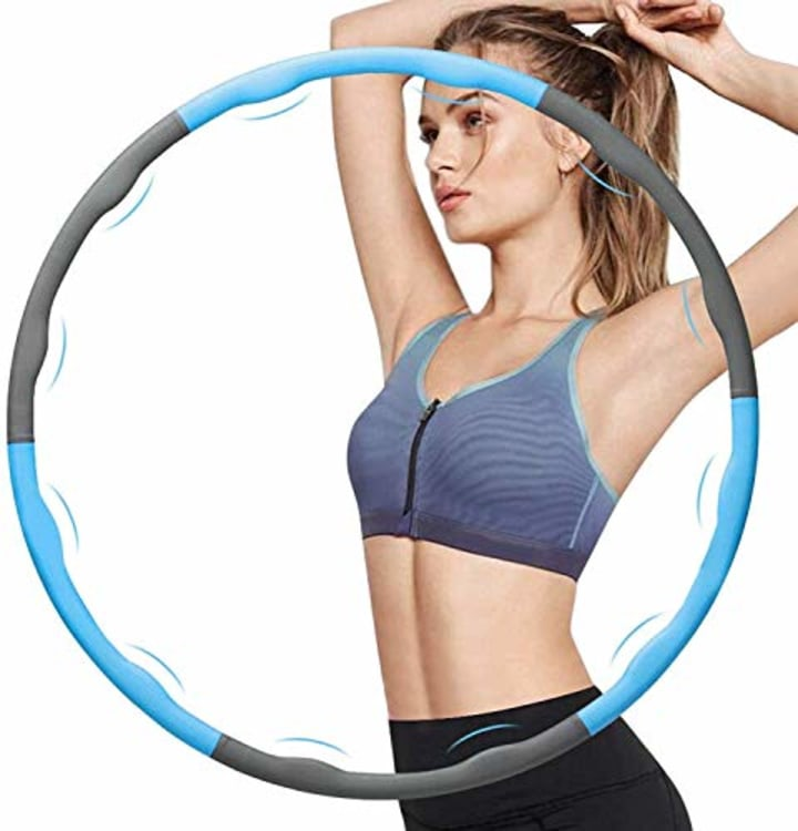 Best weighted hula hoops: How to safely use a weighted hoop